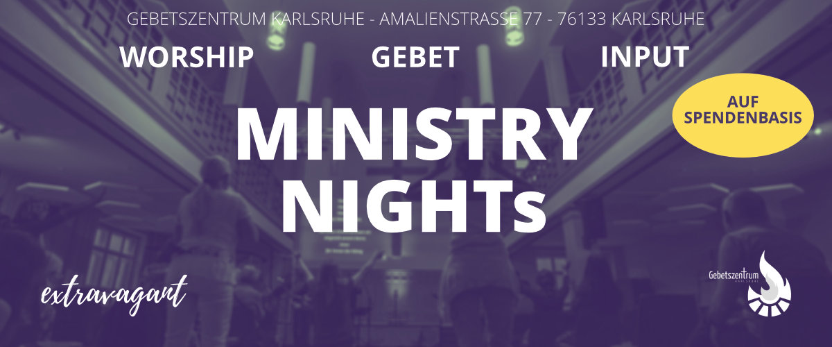 Ministry Nights