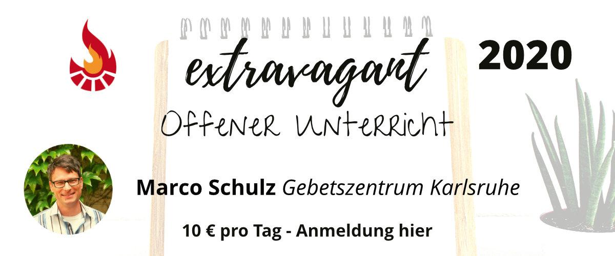 Offener Unterricht Marco Schulz