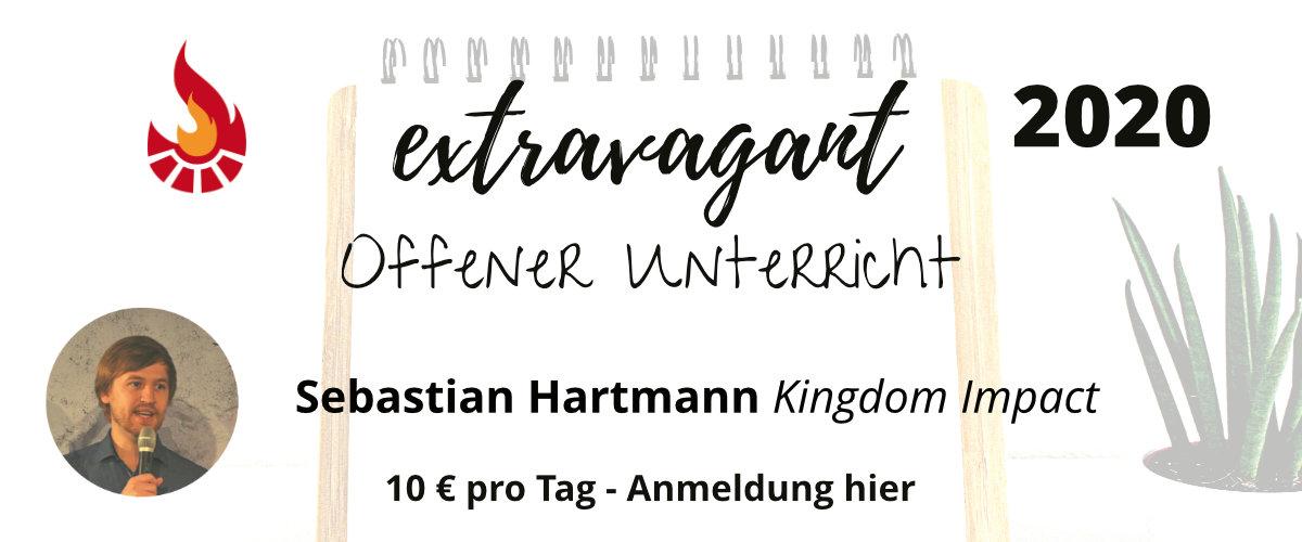 Offener Unterricht Sebastian Hartmann